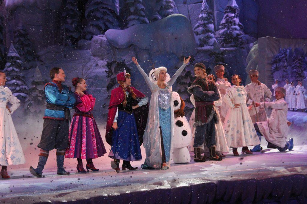 Disney Frozen Sing-along 2016