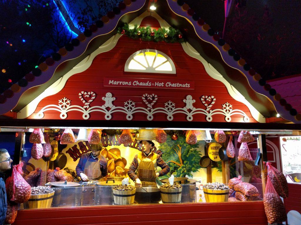 Disney Village Booth Kerst 2015