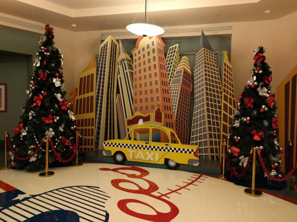Hotel New York Lobby Kerst 2015