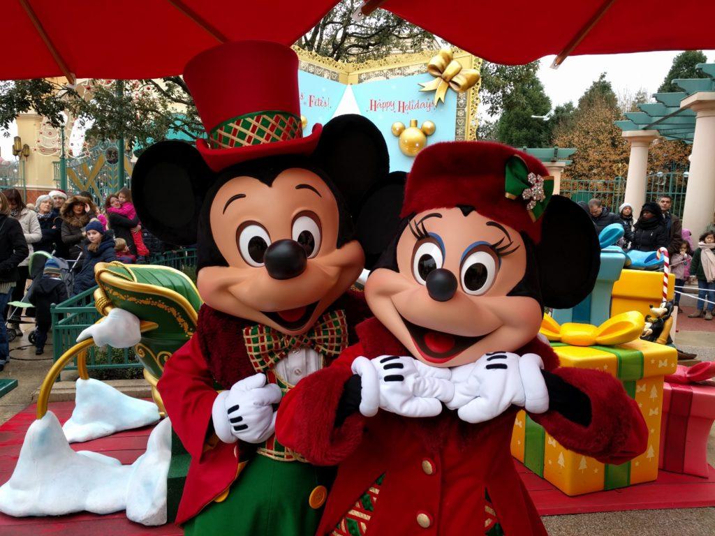 Disney Kerst 2015 Mickey en Minnie