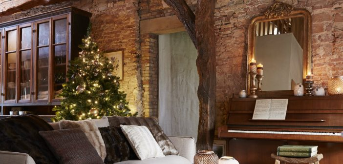 Kerstcollectie riverdale 2016 the christmas society for De laat interieur