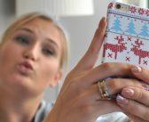 De leukste kersthoesjes voor je smartphone