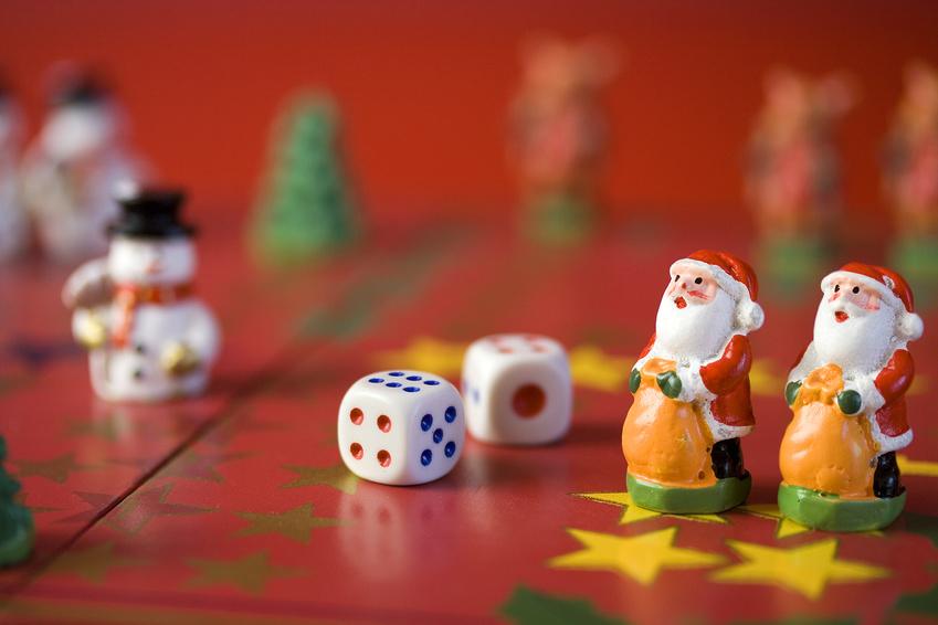 kerstspelletjes spelen