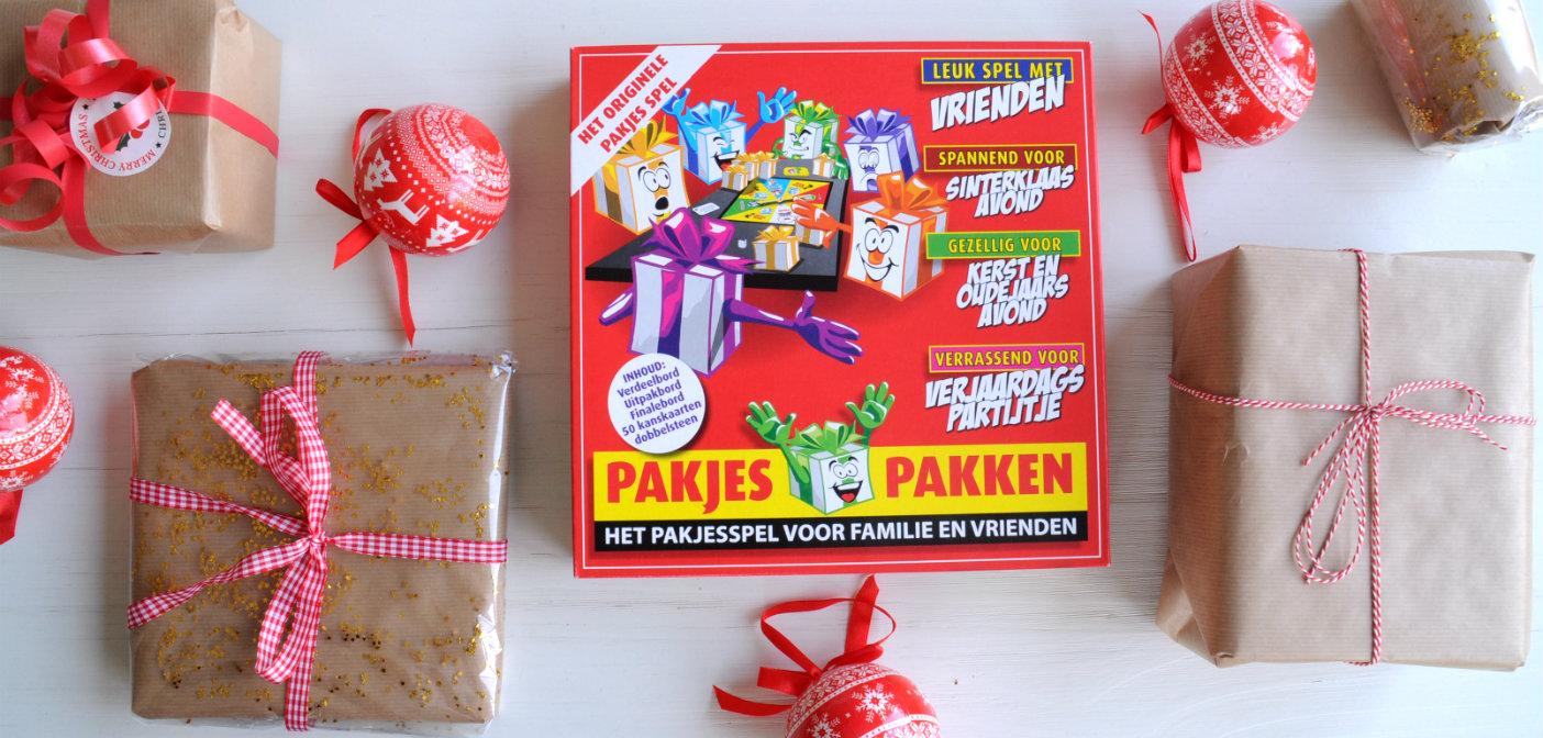 Win 6x Het Pakjesspel Voor Sint Of Kerst Christmaholicnl