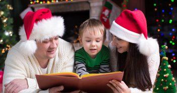 voorleesboeken kerst