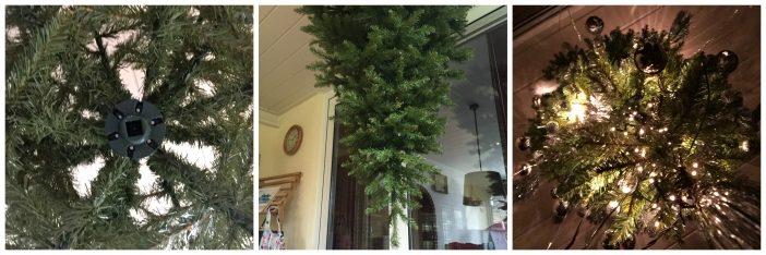 kerstboom plafond
