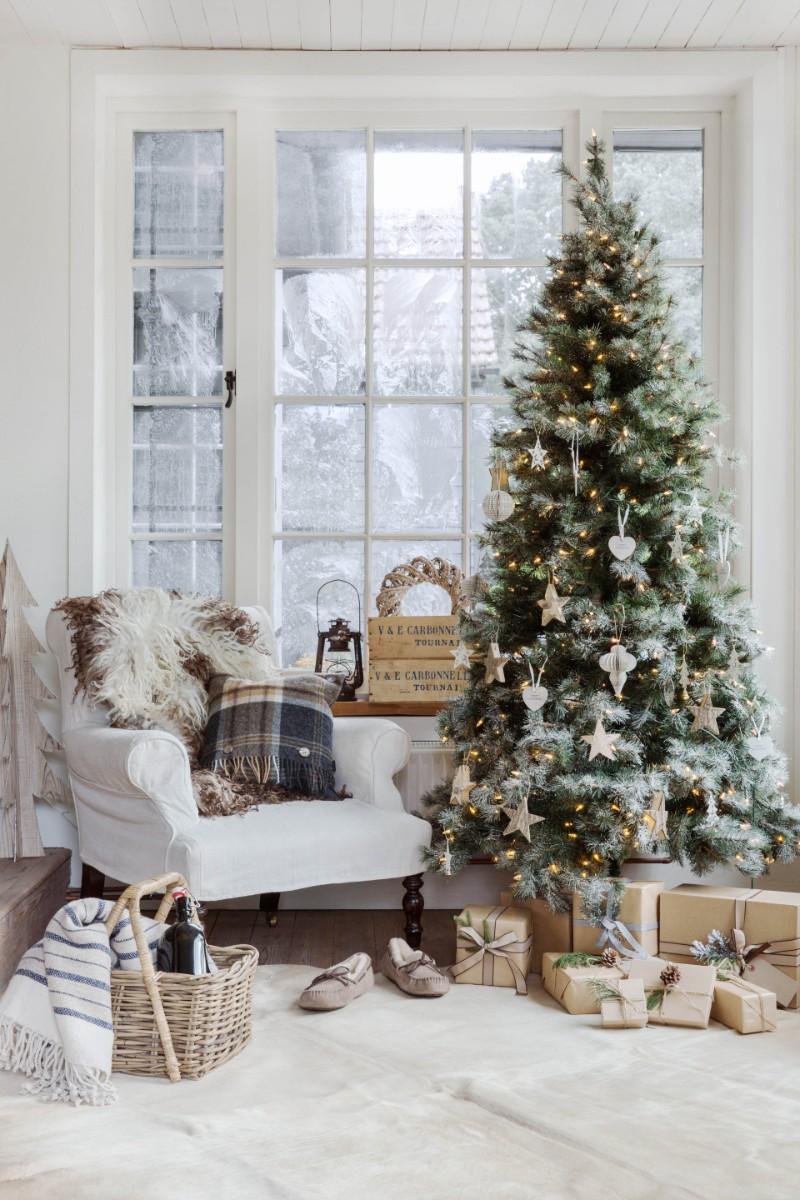 Interieur Ideeen Voor Kerst.50 Ideeen Voor Kerstsfeer In Iedere Ruimte Van Je Huis
