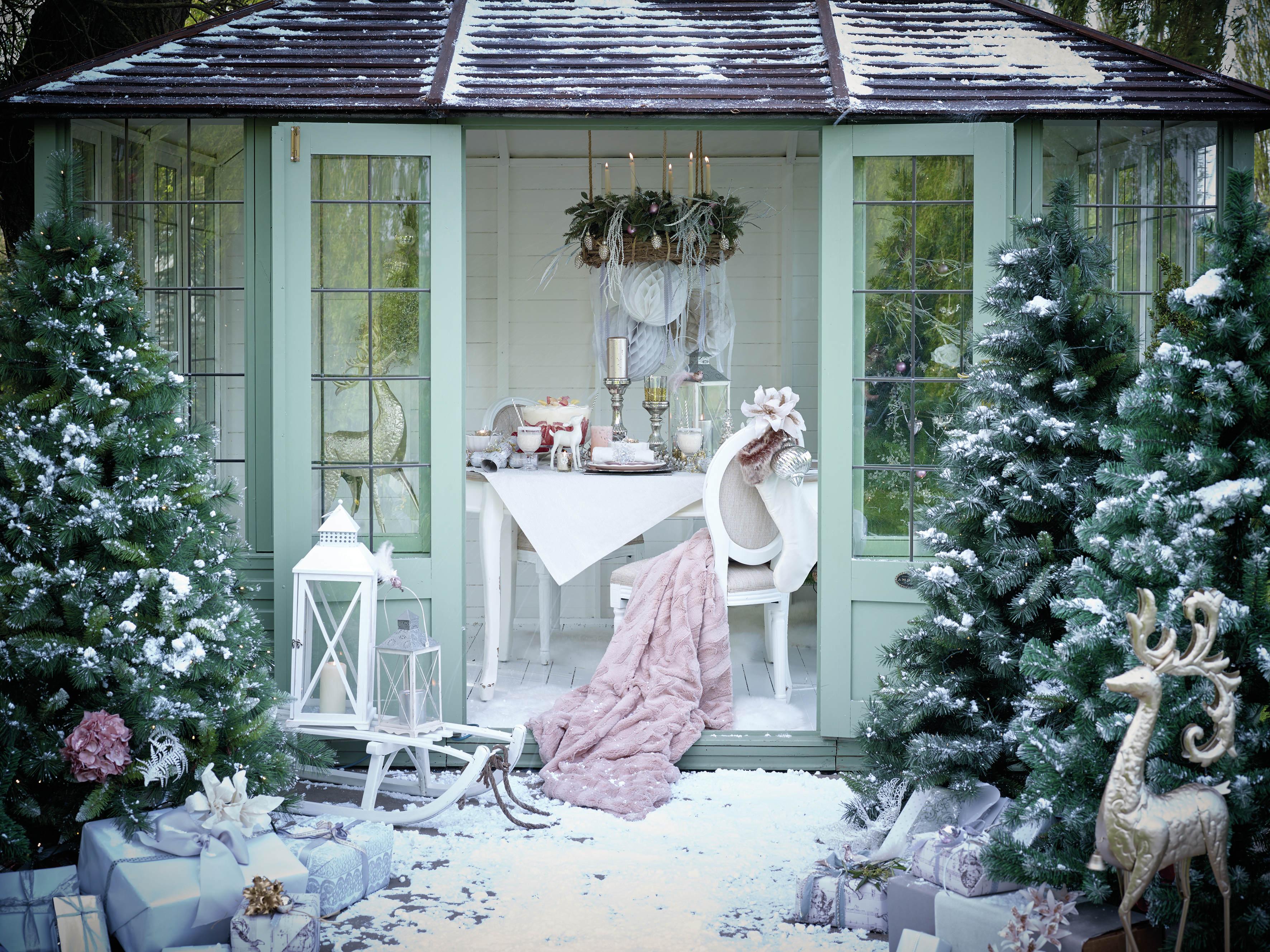 50 idee n voor kerstsfeer in iedere ruimte van je huis - Versier het huis ...