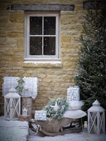 Zeer 50+ ideeën voor kerstsfeer in iedere ruimte van je huis #UH72