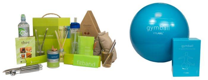 fitbox kerstpakket
