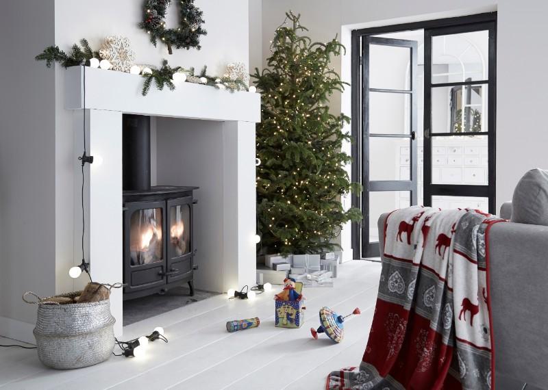 50+ ideeën voor kerstsfeer in iedere ruimte van je huis ...
