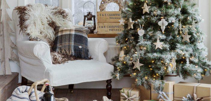 50 idee n voor kerstsfeer in iedere ruimte van je huis for Kerst ideeen voor in huis