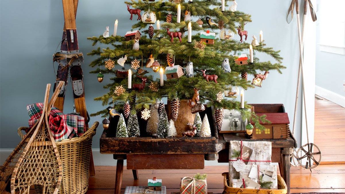 8 originele idee n voor het versieren van je kerstboom - Ideeen van de decoratie ...