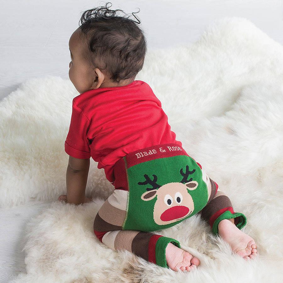 Baby Kersttrui.Leuke Kerstkleding Voor Kinderen Baby Tjes Christmaholic Nl
