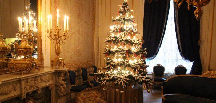 Museum Willet-Holthuysen: waan je in 19de eeuwse kerstsferen