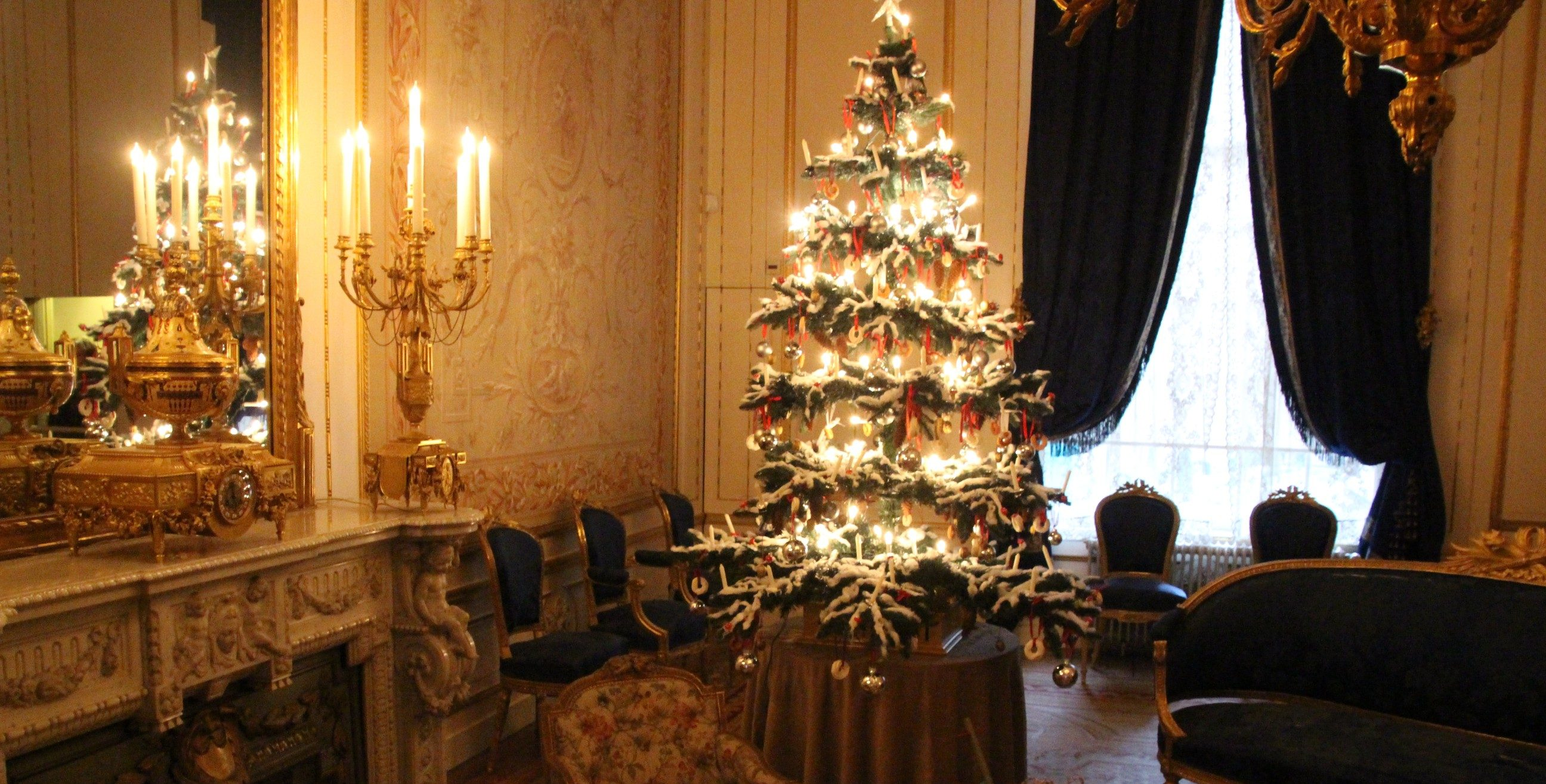 Museum Willet-Holthuysen: waan je in 19de eeuwse kerstsferen ...