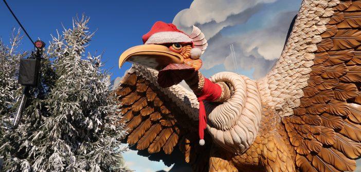 Winter Efteling: een sprookjesachtig kerstuitje