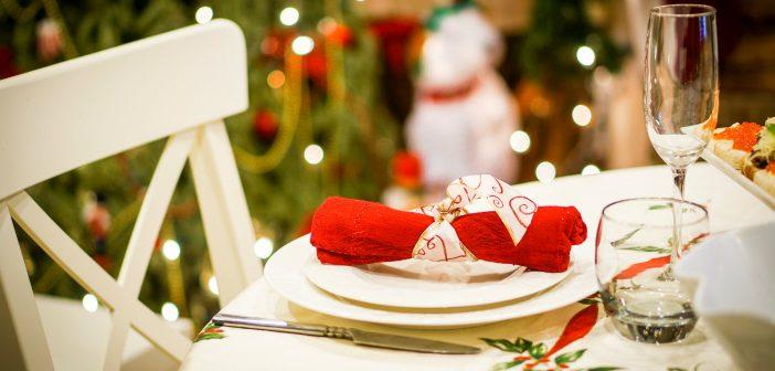 Aan tafel! 5 tips voor een gezond & verrassend kerstdiner
