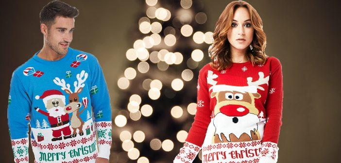Foute kersttrui: 5 tips om je kerstoutfit helemaal af te maken
