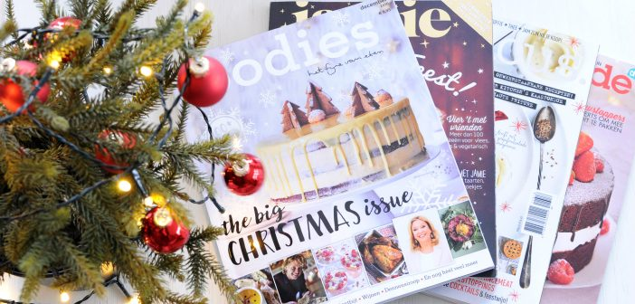 Inspiratie voor het kerstdiner: kerstedities van kooktijdschriften