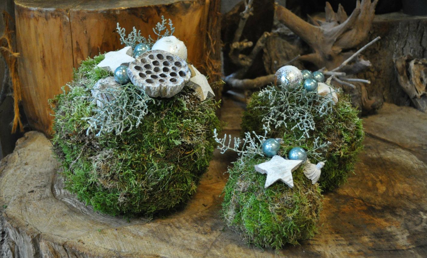 mosbollen-kerststukje-maken