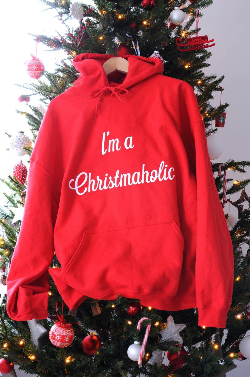 Kersttrui Actie.Win 3x De Enige Echte Christmaholic Kersttrui Christmaholic Nl