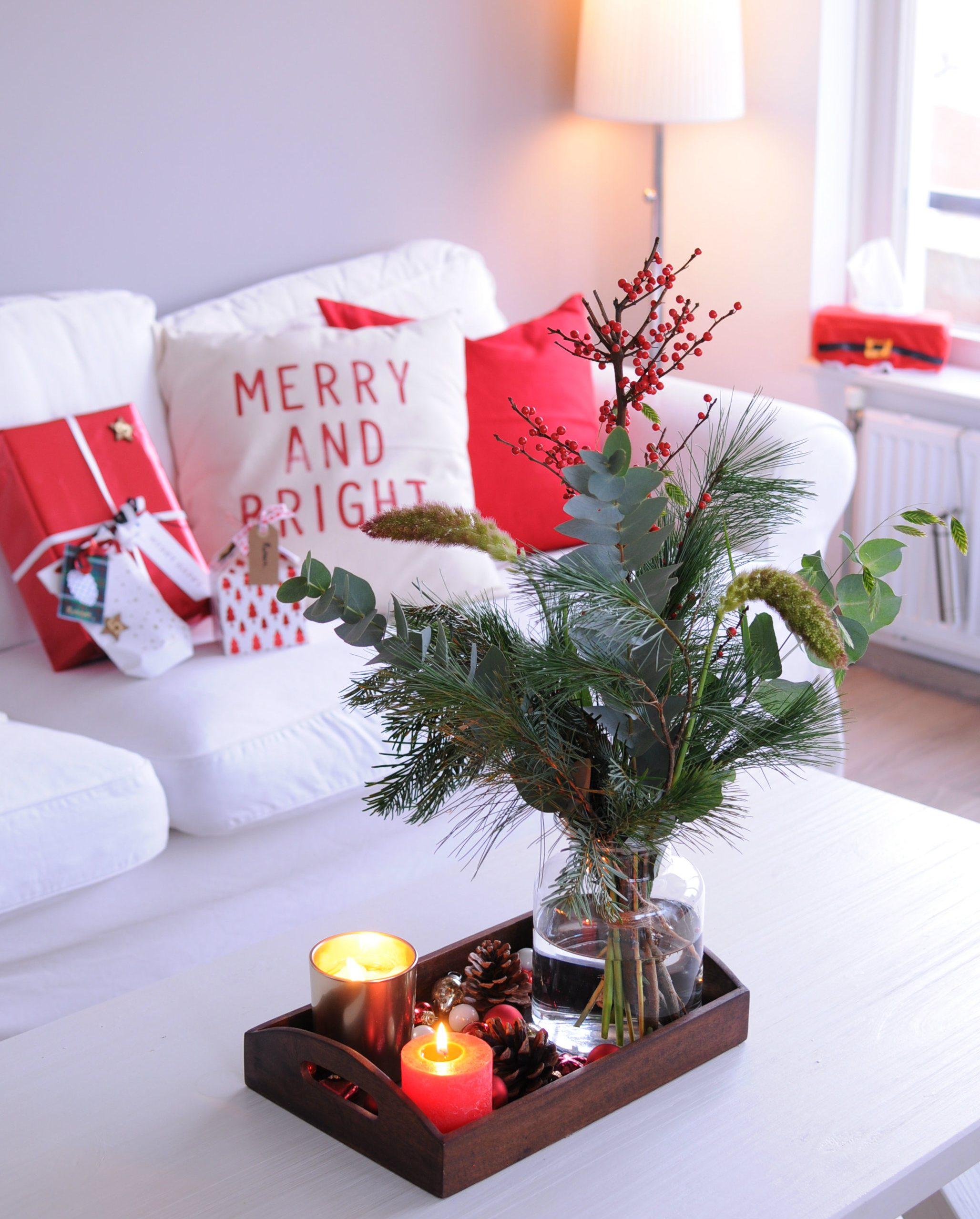 Christmas Home Tour: dit is mijn kersthuisje - Christmaholic.nl