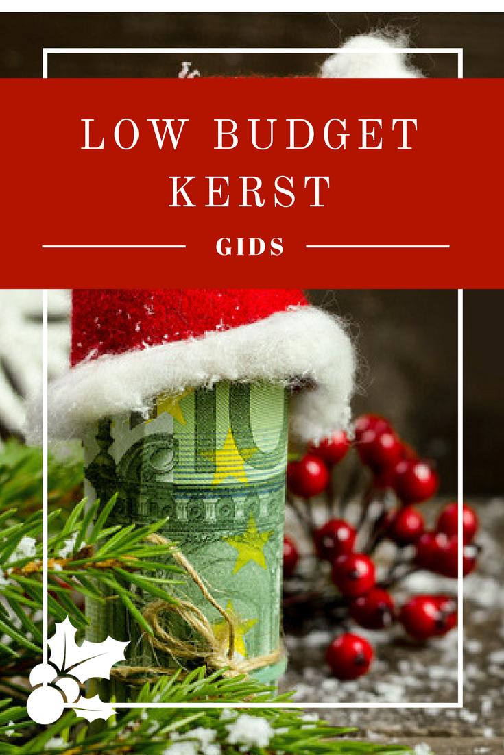 Low budget kerst gids