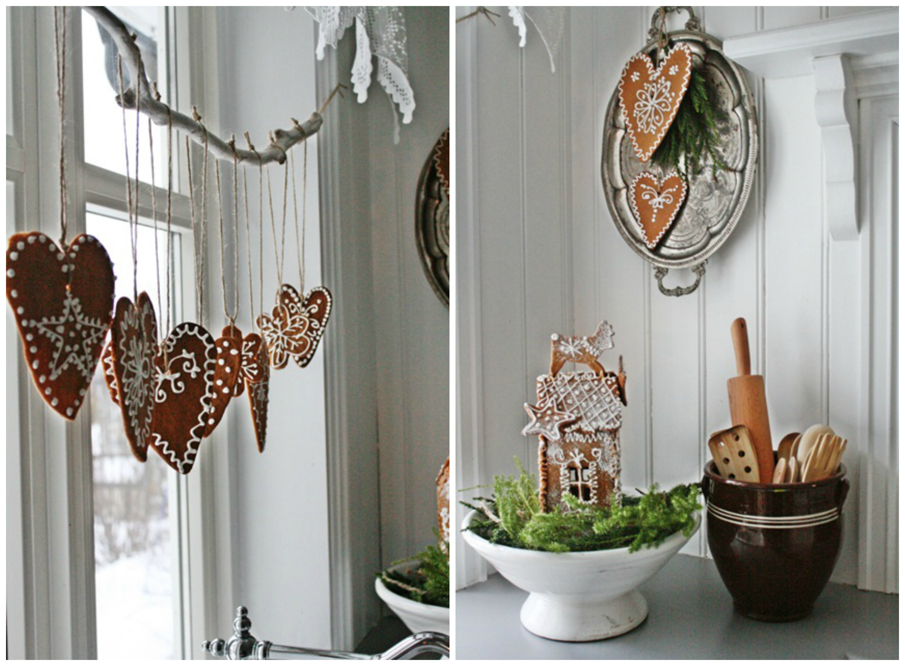 scandinavische gingerbread