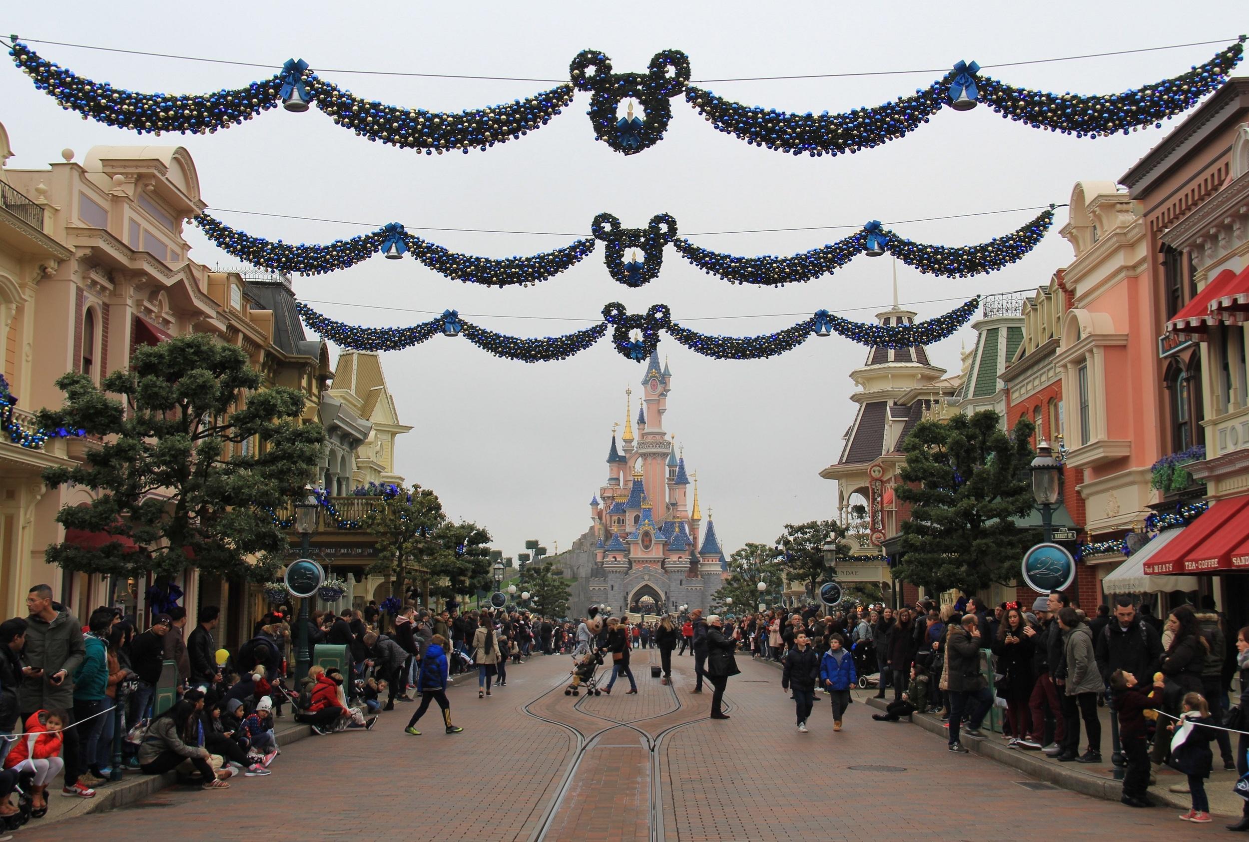 Disneyland Parijs - Kerst 2017