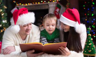 kinderboeken over kerst
