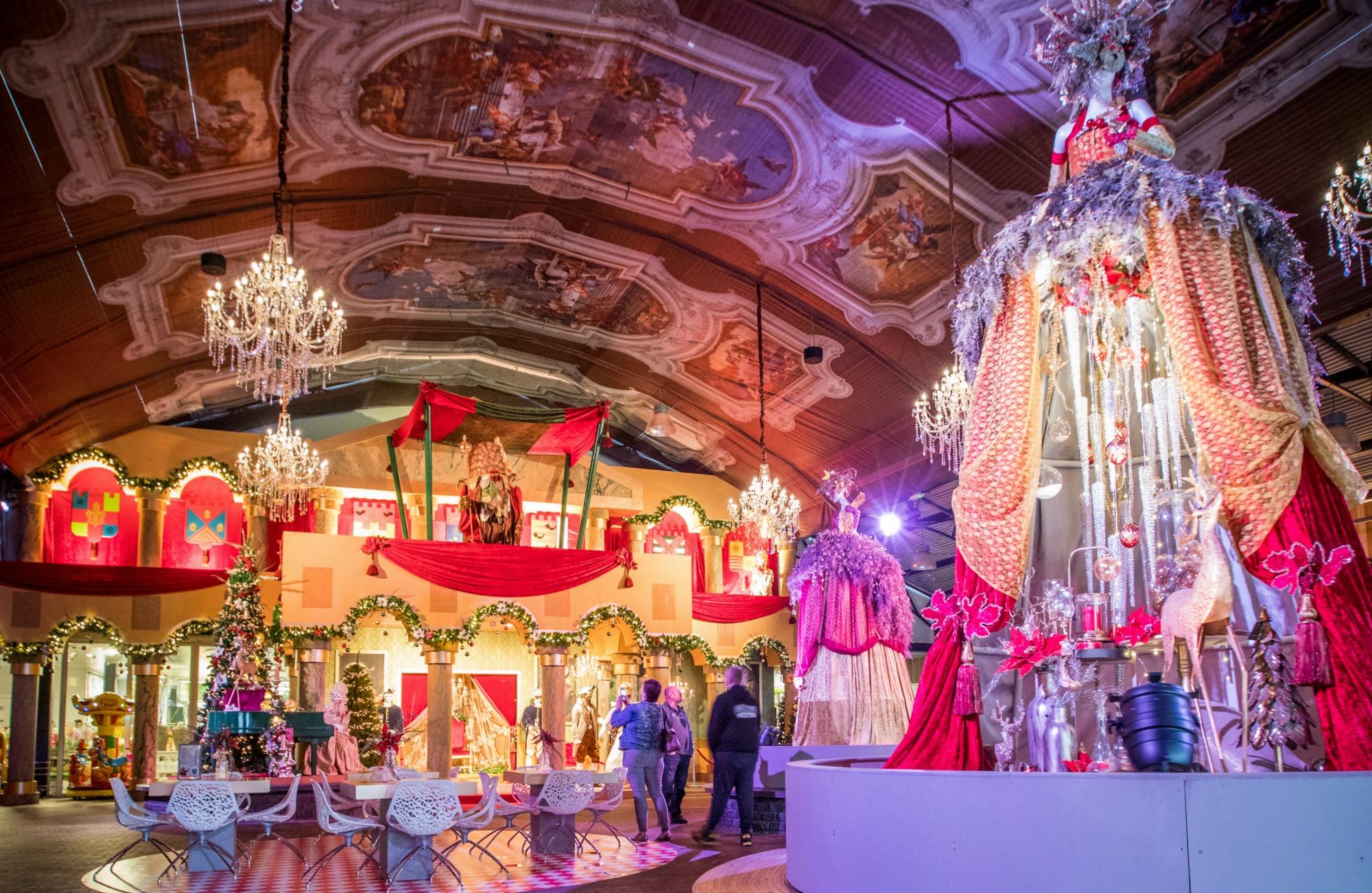 kerst 2018 intratuin Kerstshow Intratuin Halsteren 2017: een koninklijk tintje  kerst 2018 intratuin