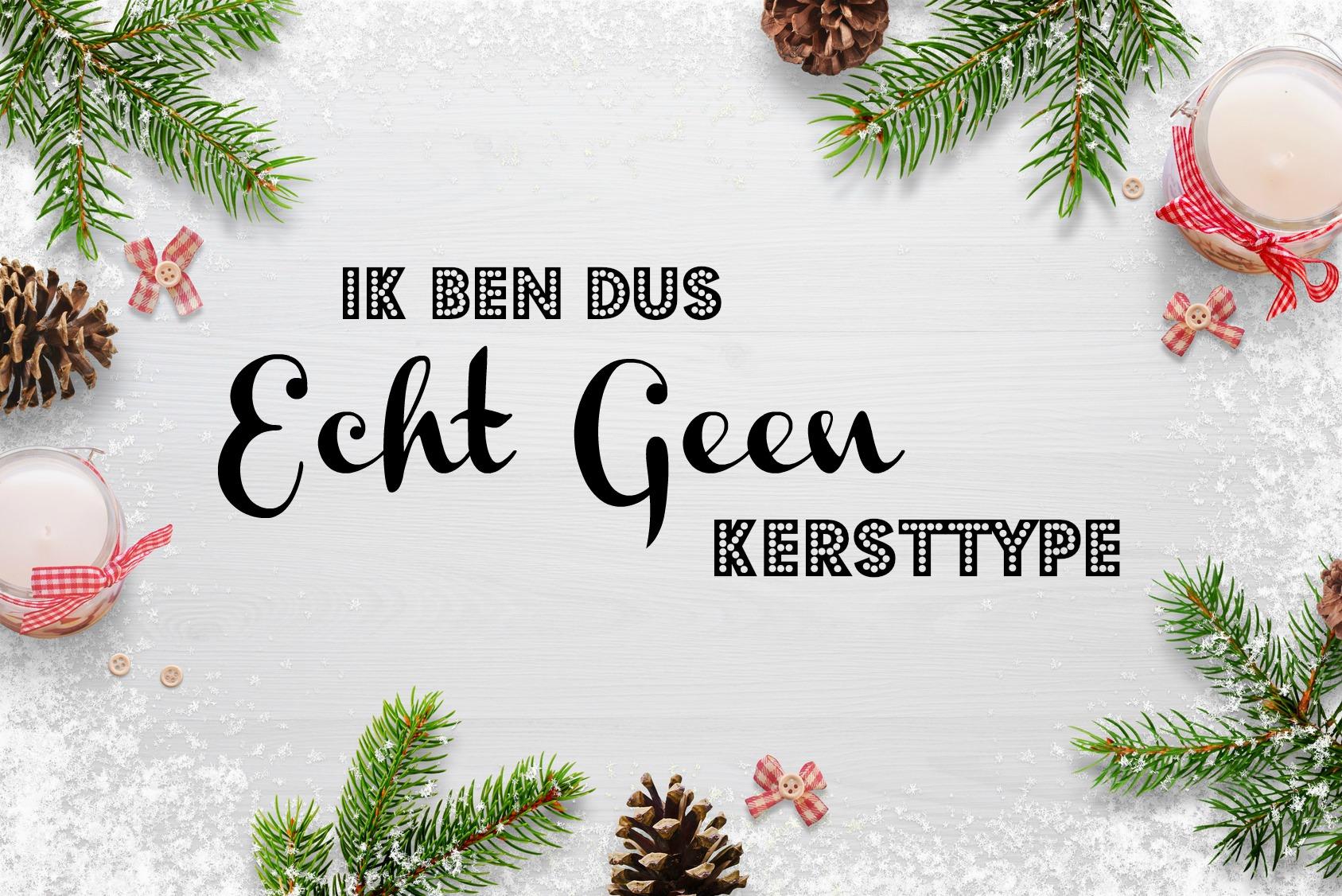 Welk kersttype ben jij? Doe de test! - Christmaholic.nl