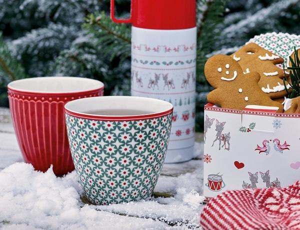 Prachtige kerstserviezen & accessoires van GreenGate