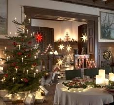 18 ideetjes voor prachtige kerstverlichting in huis