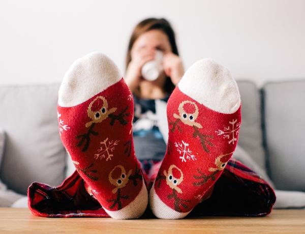 Kerstsokken mogen dit jaar niet ontbreken
