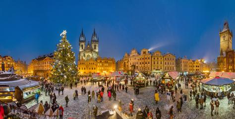 Kerst in Tsjechië: bijgeloof & karpers in de badkuip