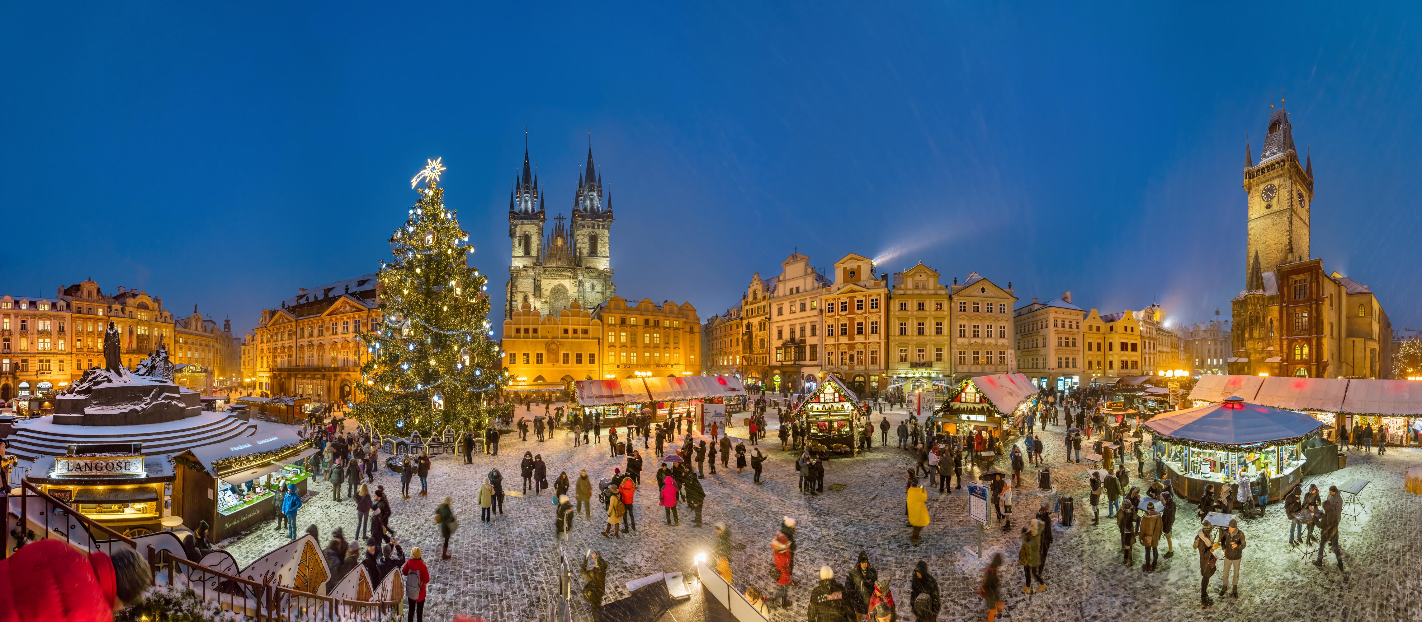 Kerst In Tsjechie Bijgeloof Karpers In De Badkuip Christmaholic Nl