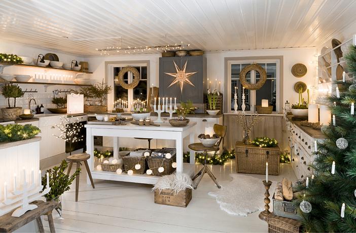 Keuken Zweeds Design : Kerstversiering in de keuken gezellige ideetjes christmaholic