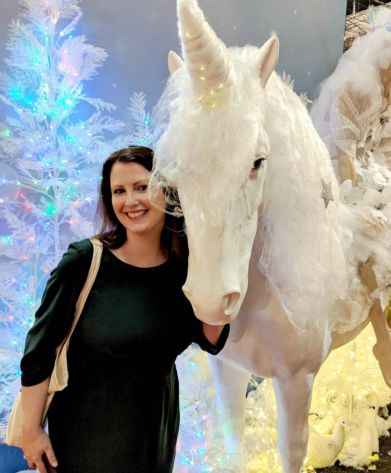 ChristmasWorld 2019 unicorn