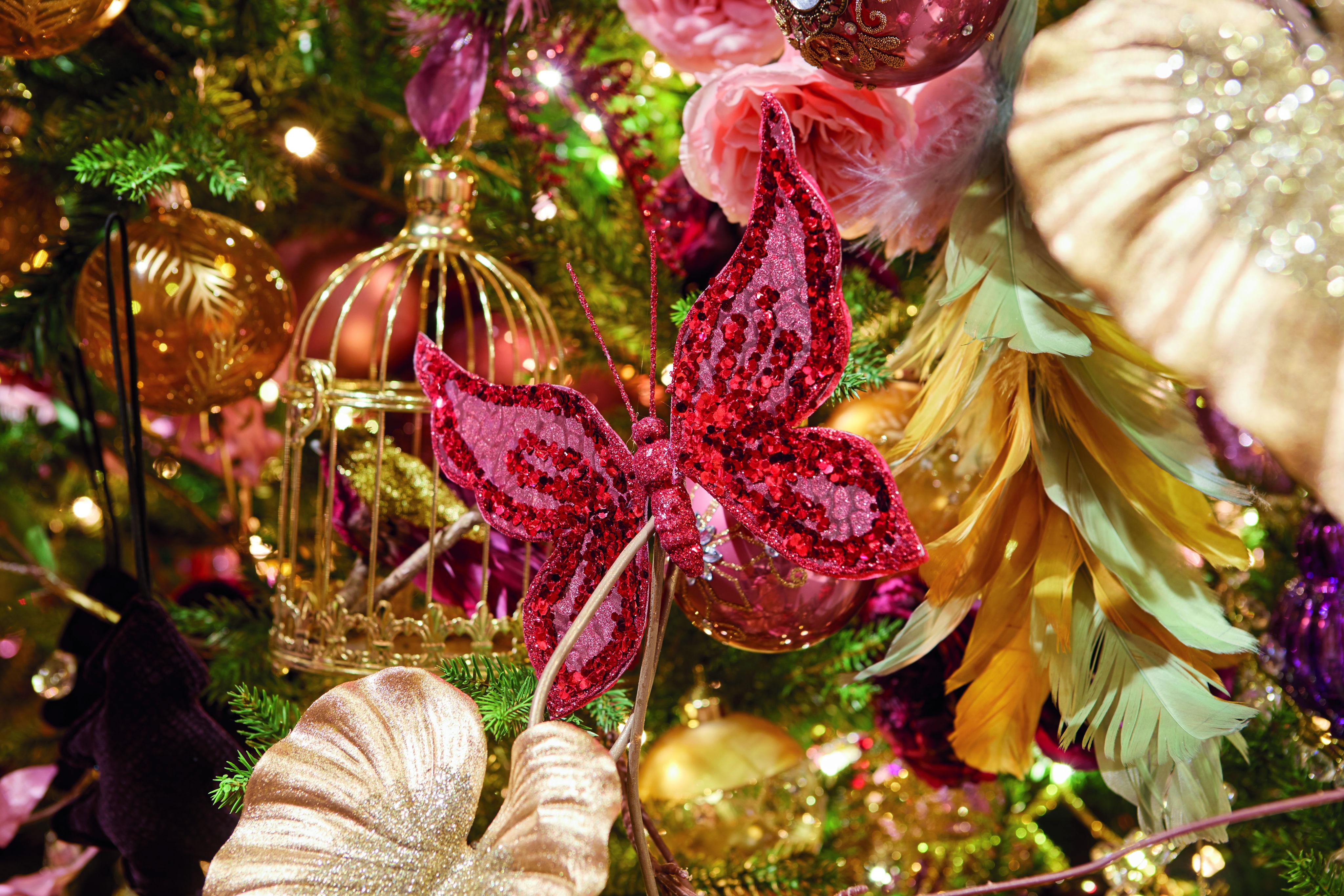 kersttrends 2019 - red velvet
