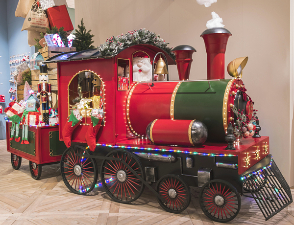 Wanneer gaan de kerstshows van start?