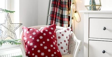 Gezellige kerstkussentjes maken (zonder naaimachine!)