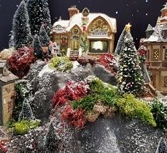 WIN! 2x basispakket voor je kerstdorp van My Village