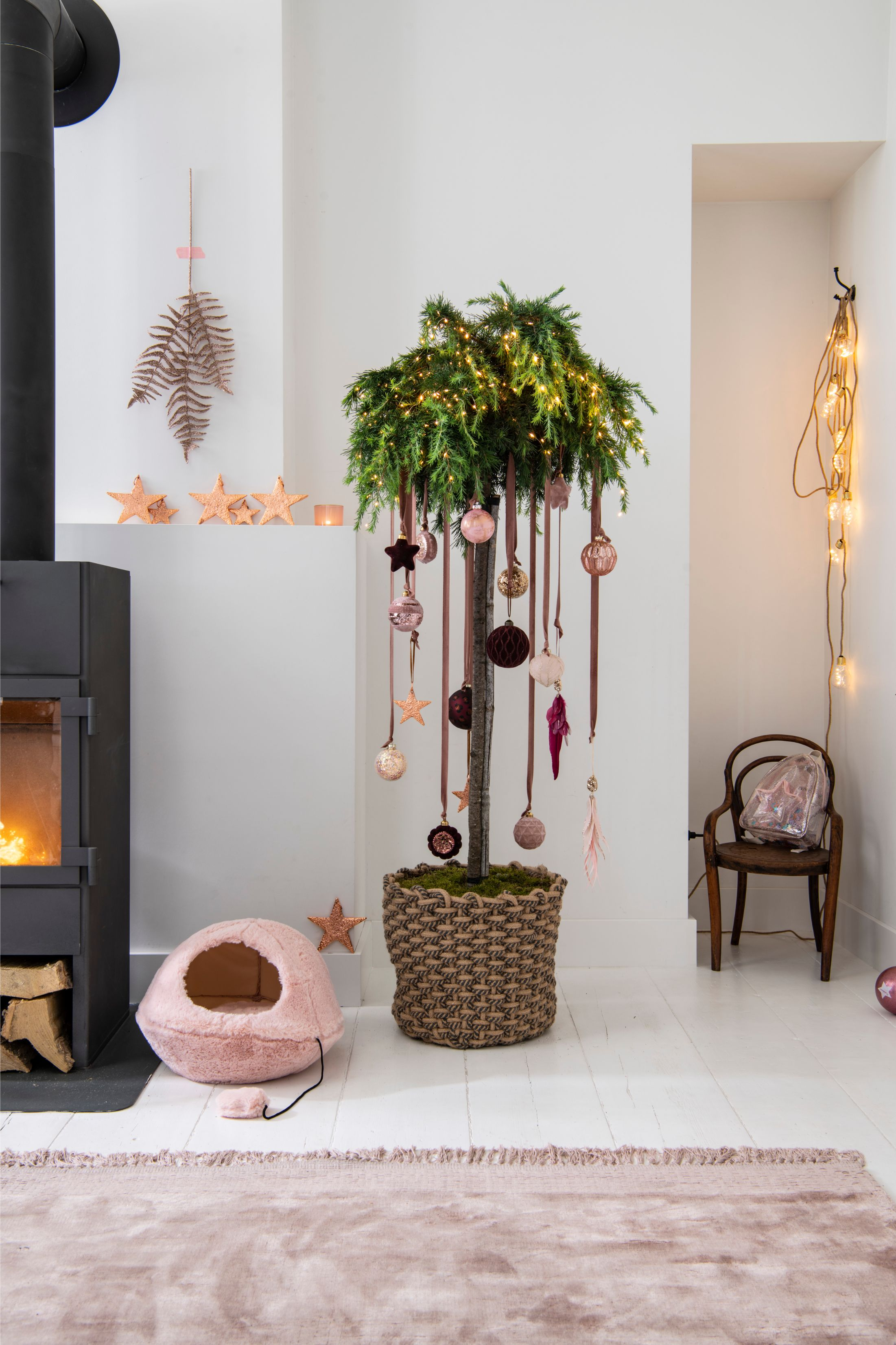 Intratuin kersttrends 2019 - shades of glamour