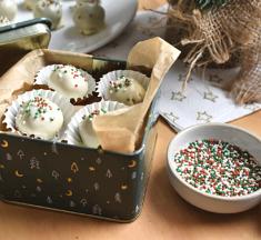 Recept! Christmas cookie truffels (zonder oven)