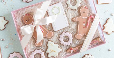 WIN! 2x snoeppakket met kerstkoekjes & macarons van Sweet Appetite