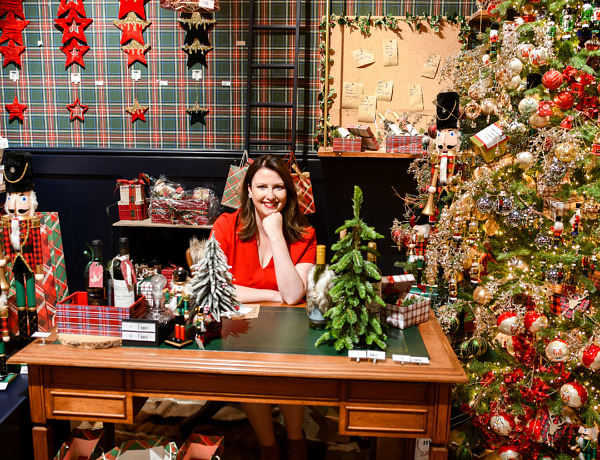 Kersttrends 2020 ~ Christmas Eve: country chique in een Frans chateau