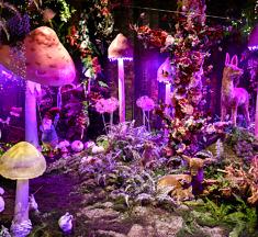 Kersttrends 2020 ~ Pink Forest: romantisch kerstsprookje