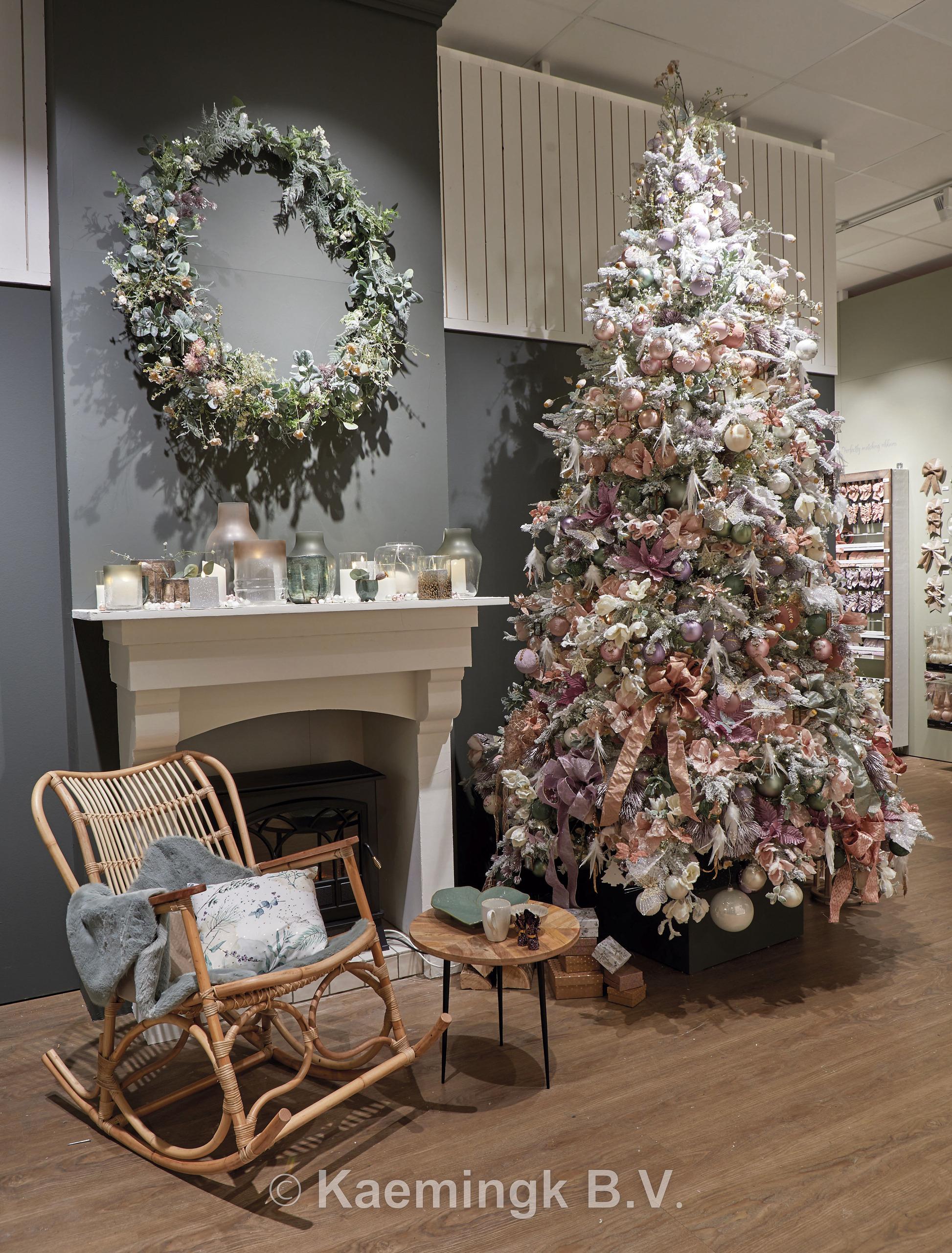 romantische kersttrend 2020